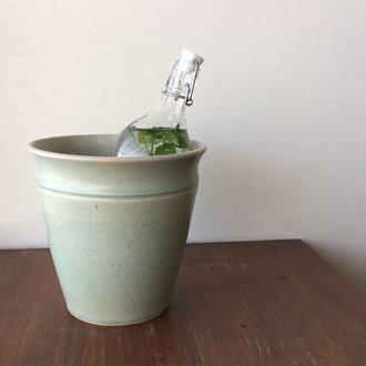 ボトルクーラー 緑