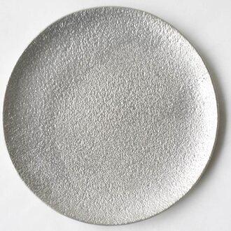 純錫製 「丸皿」