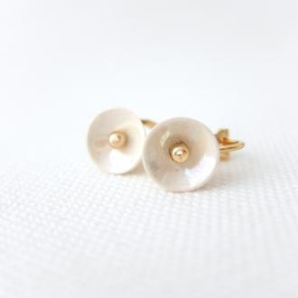 イヤリング リリィ pearl
