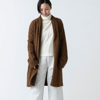 enrica knit 050 / brown