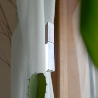プリズムグラスディフューザー 三角柱/Prism glass diffuser Triangle pole