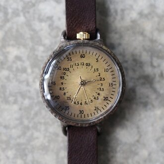 COLON〜printing dial / Italian Leather