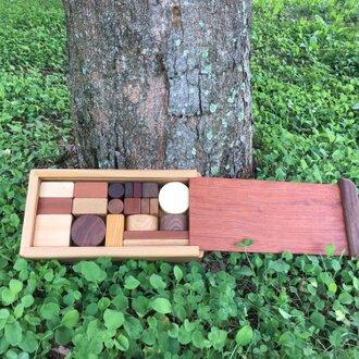 つみき 12種類の木