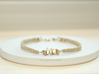 nameless golden braceletの画像