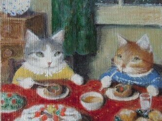 おいしいね!(クリスマス・ケーキ)の画像