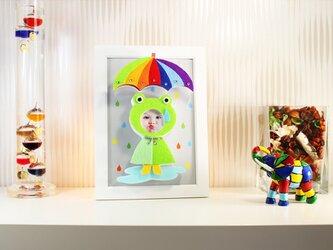 Rainbow Drops ~3D Photo ART~の画像