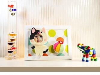 Happy Kitty ~3D Photo ART~の画像