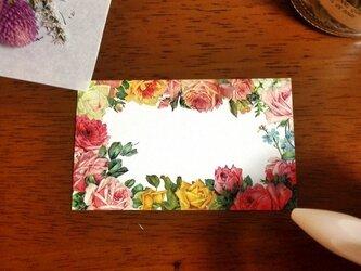 お花カードの画像