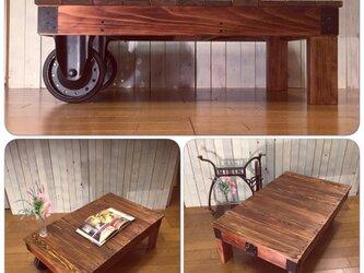 トローリーテーブルの画像