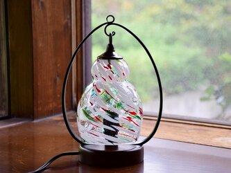 ランプ~ゆきだるま~の画像