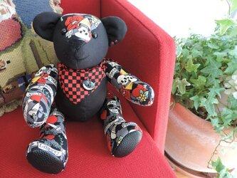 [販売済] HEART SKULL From60 Teddy Bearの画像