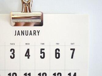2019 Wall Calendarの画像