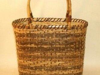 竹買い物かご制作キット3の画像