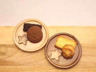 ケーキ小皿2つセットの画像