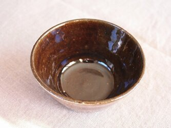 飴釉小鉢の画像