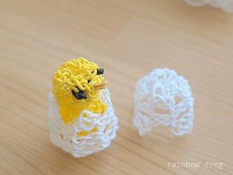 水引 干支の酉(ヒヨコと卵)の画像