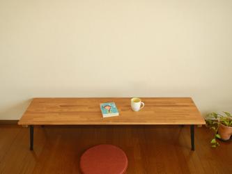 ながテーブル 150cmの画像
