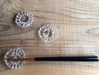 ohana 箸置きの画像