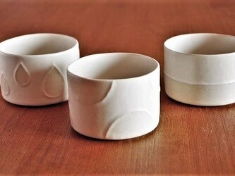 ツツ茶碗 半円の画像