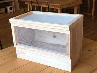 【虫かご】釘打ちトントン簡単木工 DIY キットの画像