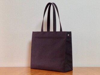 SQ-3 Tote Bag[こげ茶]の画像