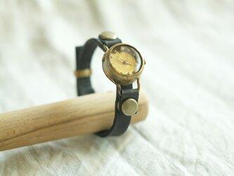 まるい時計 dot gold n R001の画像