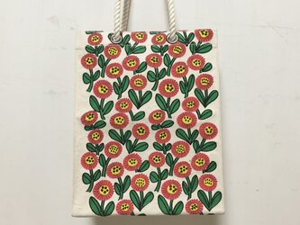 paperbag-shaped bag - daisyの画像