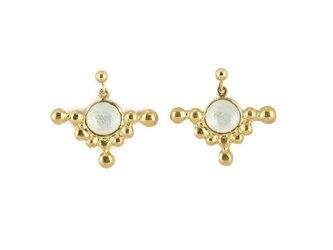 Light_yoko Pierced Earrings の画像