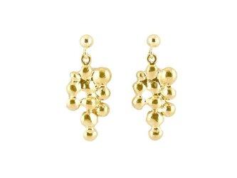 Light_Shizuku Pierced Earringsの画像