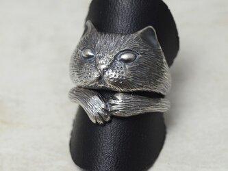 猫が猫の手を借りたセットリング ②の画像
