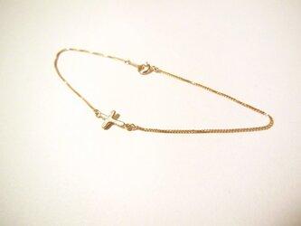 Cross Braceletの画像