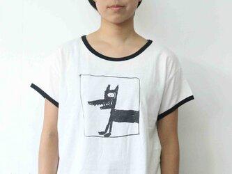 OUTLET No.053 ショート丈Tシャツの画像