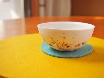 磁器 豆鉢 feelingの画像