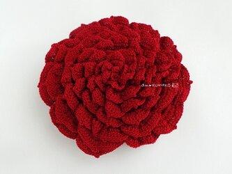 薔薇のポーチ#192の画像