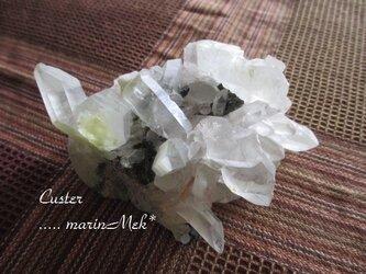 水晶クラスター418gの画像