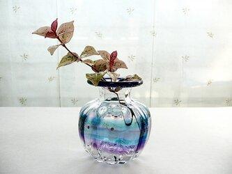 清流のミニ花器の画像