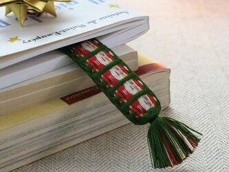 カード織りブックマーク ::jultomtar::の画像