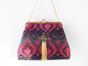 """【角丸 Hand Bag/Pochette】 """"MALHIA KENT""""/16-KB002の画像"""