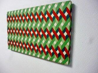 クリスマス、アメリカンコットンファブリックパネルの画像