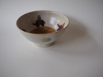 ゾウのお茶碗 の画像