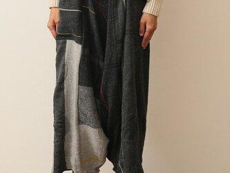 tarun pants LONG wool70の画像