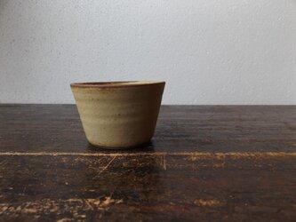 シンプルカップ(黄)の画像