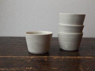 シンプルカップ(白)の画像