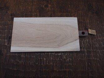 胡桃のカッティングボードの画像
