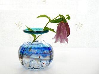 清流のミニ花器−5の画像