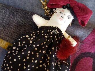 REINEちゃん 人形チャーム ドールチャーム バッグチャームの画像