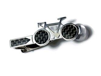 【自転車・ロードバイクネクタイピン】ビジネス・カジュアル / プレゼントにもおしゃれの画像