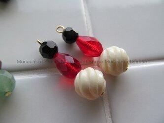 Perfume[パフューム]k14gfフックOKロハスアイボリーピアスイヤリングGの画像