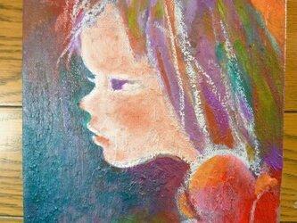 少女の画像