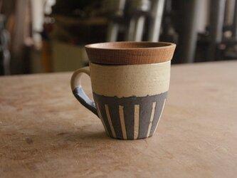 マグカップ / 木の蓋付き No.14の画像